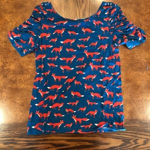 Anthropologie Women's Shirt